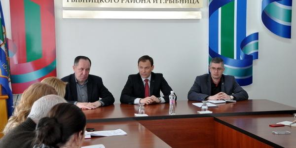 В Рыбнице обсудили вопрос создания специализированного коррекционного центра