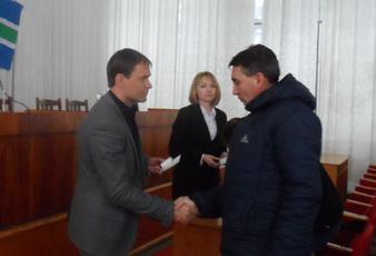 Вячеслав Фролов призвал рыбницких защитников принять участие в выборах Президента Российской Федерации