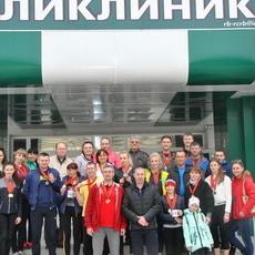 Спортивный праздник «Вертикальный забег»  в Рыбнице