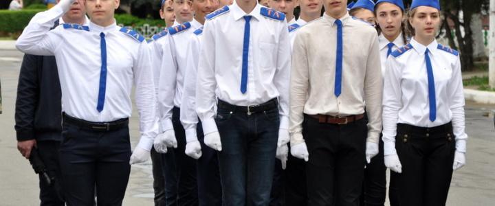 Глава города поприветствовал участников  военно-спортивной игры «Юный патриот Приднестровья»