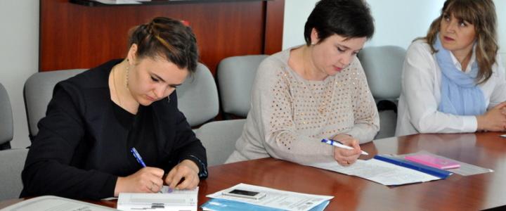 Состоялось заседание комиссии по распределению жилья