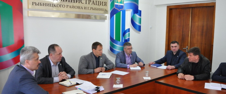 Вячеслав Фролов провёл аппаратное совещание