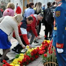 Глава госадминистрации принял участие в праздновании Дня освобождения Тирасполя