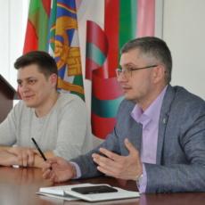 В Рыбнице прошло первое заседание молодёжного совета