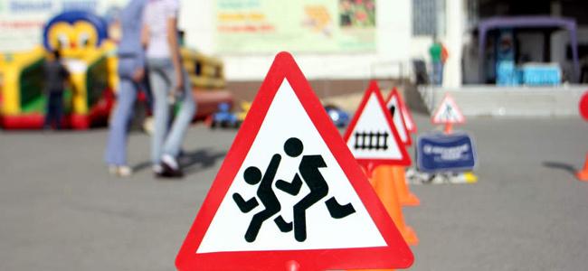 РОВД напоминает родителям несовершеннолетних о правилах поведения на дорогах