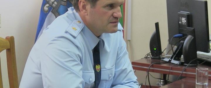 Министр внутренних дел принял граждан Рыбницы