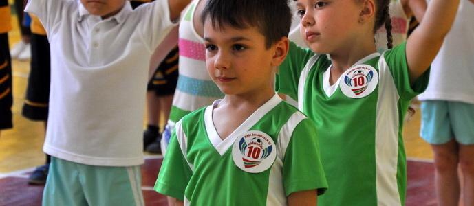 Вячеслав Фролов поприветствовал конкурсантов спортивных состязаний