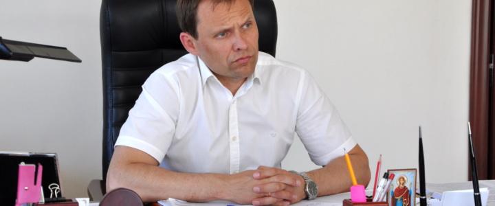 Вячеслав Фролов провел очередной прием граждан по личным вопросам