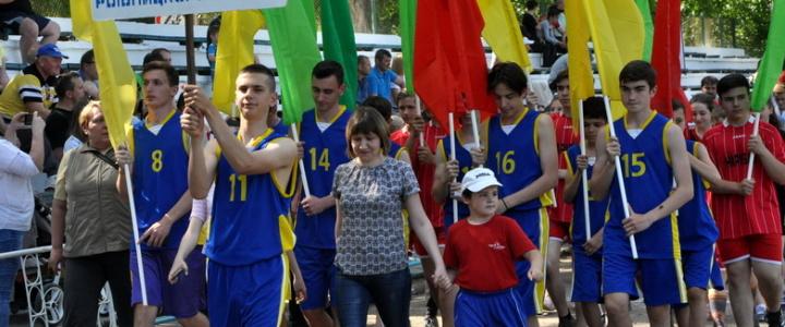 В Рыбнице состоялось открытие летнего спортивного сезона