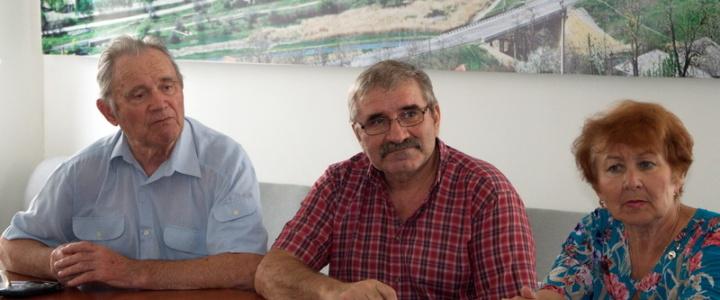 Глава госадминистрации встретился с представителями общественно-патриотических организаций города и района