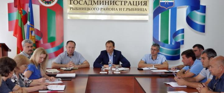 Глава города провёл аппаратное совещание