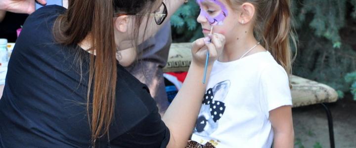 В Северной столице прошли мероприятия, посвященные Дню защиты детей