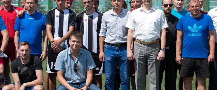 Новости спорта: рыбницкая команда футболистов участвовала в республиканском турнире  «Болеем за наших!»