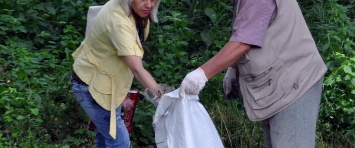 В Рыбнице прошла республиканская акция «Чистый берег»