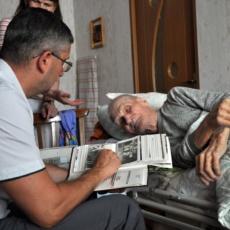 Участнику Великой Отечественной войны Алексею Козаку исполнилось 94 года