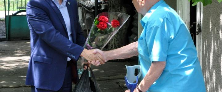 Вячеслав Фролов: Семья – источник тепла, любви и поддержки