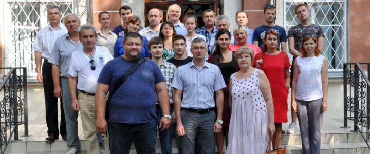 В Северной столице стартовали курсы повышения квалификации и профессиональной переподготовки тренеров по шахматам