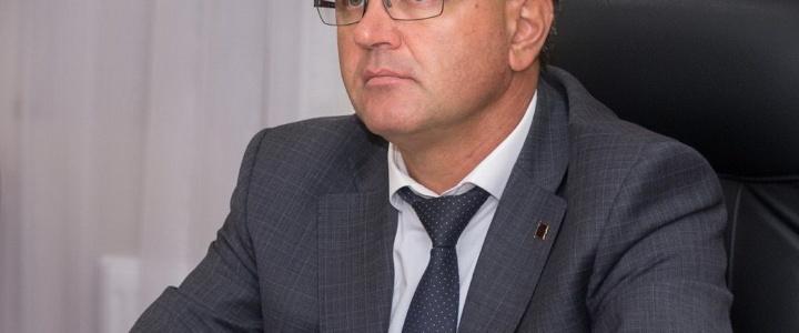Вячеслав Фролов доложил Президенту о положении дел в Рыбнице