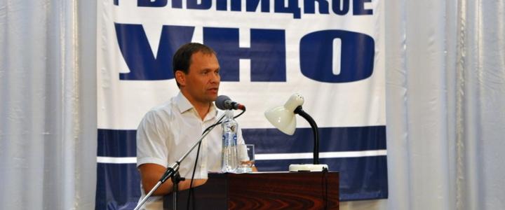 Вячеслав Фролов: За каждым успешным выпускником стоит грамотный педагог