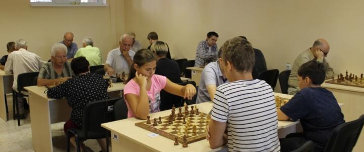 В Рыбнице прошел республиканский шахматный Фестиваль «Дружба народов»