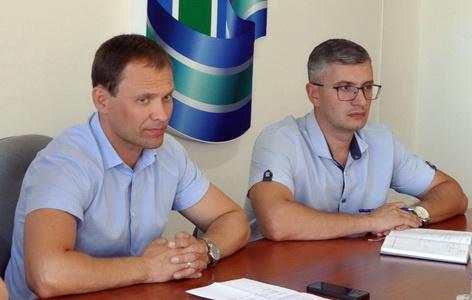 Вячеслав Фролов встретился с представителями рыбницких общественных организаций патриотической направленности