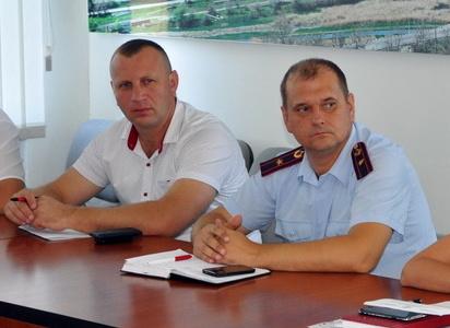 Глава госадминистрации Вячеслав Фролов провёл совещание с руководителями государственных и муниципальных организаций