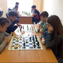 Командные соревнования по шахматам (1)