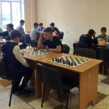 Командные соревнования по шахматам