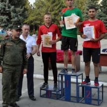 Легкоатлетическая эстафета (3)