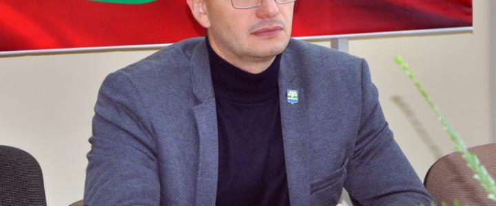 Юрий Молдовский принял участие в литературных чтениях «Золотой Лист»