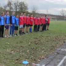 В Попенской средней школе прошёл турнир по футболу (2)