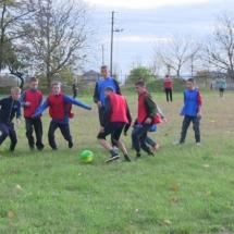В Попенской средней школе прошёл турнир по футболу