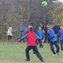 В Попенской средней школе прошёл турнир по футболу (4)