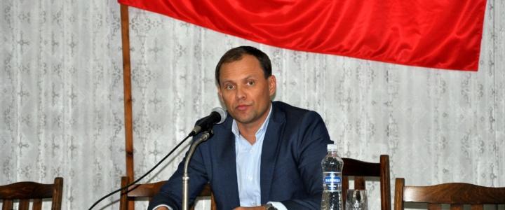 Вячеслав Фролов принял участие в расширенном заседании Общественного совета