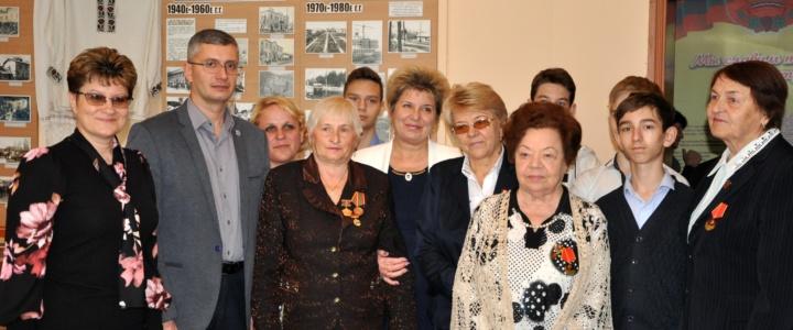 100-летний юбилей ВЛКСМ отметили в городском историко-краеведческом музее