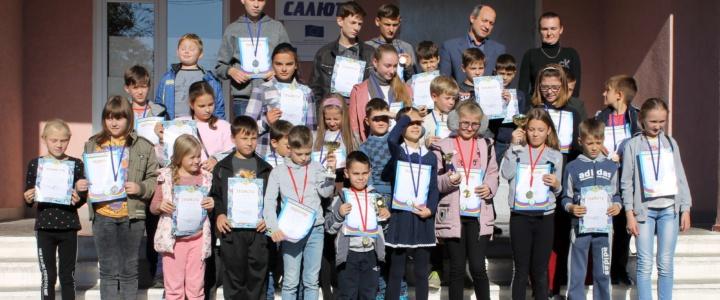 В Рыбнице прошёл Кубок города по шашкам