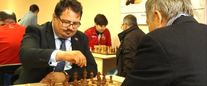 """Шахматный центр """"Салют"""" посетила европейская делегация"""