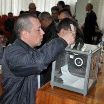 Внеочередная сессия городского и районного Совета народных депутатов (5)