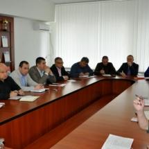Вячеслав Фролов провёл совещание с руководителями государственных и муниципальных служб (2)