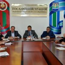 Вячеслав Фролов провёл совещание с руководителями государственных и муниципальных служб (3)