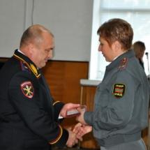 Замминистра внутренних дел Рыбницкий отдел является одним из лучших в республике (10)