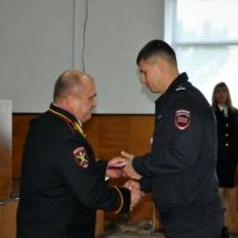 Замминистра внутренних дел Рыбницкий отдел является одним из лучших в республике (11)