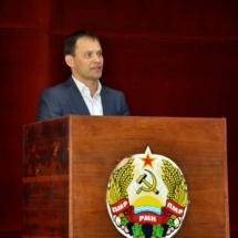 Замминистра внутренних дел Рыбницкий отдел является одним из лучших в республике (12)