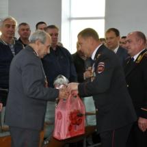 Замминистра внутренних дел Рыбницкий отдел является одним из лучших в республике (13)