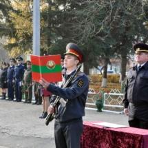 Замминистра внутренних дел Рыбницкий отдел является одним из лучших в республике