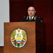 Замминистра внутренних дел Рыбницкий отдел является одним из лучших в республике (8)