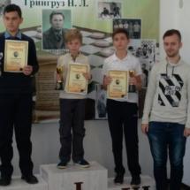 Мемориал по шашкам (2)