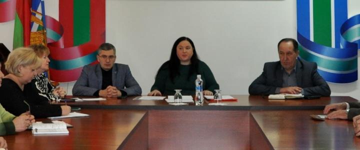 Заместители главы приняли участие в заседании президиума Общественного совета