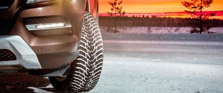 С 1 декабря по 1 марта на транспортных средствах должны быть установлены зимние шины