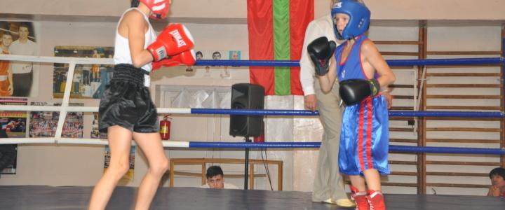 Вячеслав Фролов поприветствовал участников чемпионата по боксу